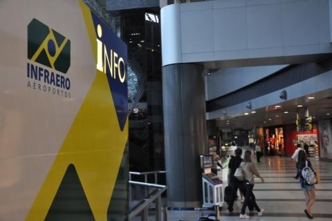 Leilões de concessão de aeroportos renderão R$ 3,5 bilhões, diz Bolsonaro