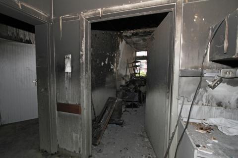 Polícia apura se fogo no Fêmina foi criminoso