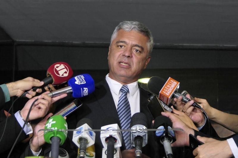 Sobre declarações do presidente, Major Olímpio disse que Bolsonaro pode cometer um erro