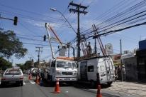 Roubo de cabos prejudica funcionamento de semáforos em Porto Alegre