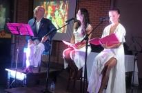 Recital encerra concurso literário no Litoral Norte gaúcho