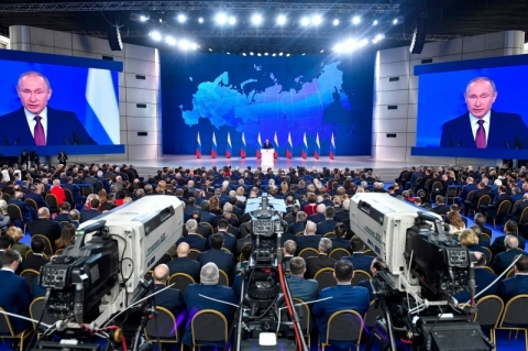 Putin ameaça apontar mísseis para EUA se país instalar armas na Europa