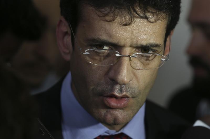 Marcelo Álvaro Antônio declarou que Zuleide 'mente descaradamente'