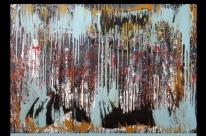 Shopping Lageado recebe exposição de obras em expressionismo abstrato