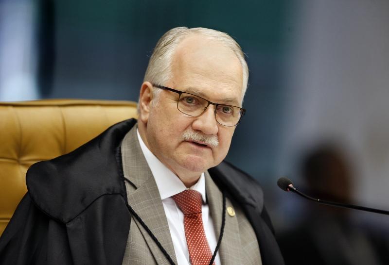 Rede reforçou pedido a Fachin, para que barre inquérito que mira em supostas ofensas a ministros do STF