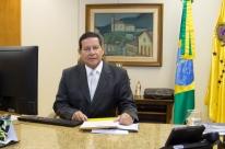 'Milícias têm de ser enfrentadas', diz Mourão sobre desabamento no Rio