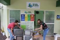 Ecopontos visam facilitar descarte de resíduos