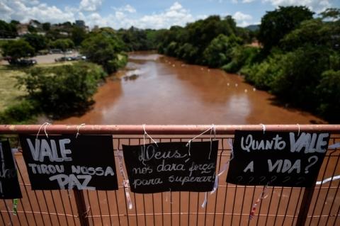 AMN faz 24 autuações à Vale por tragédia em Mina em Brumadinho