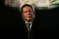 'Essas coisas não aconteciam no Brasil', diz Mourão sobre massacre em Suzano