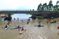 Projeto Taramandahy realizará Carnaval das Águas no fim de semana