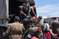 Comando Militar envia contingente para Operação Acolhida, em Roraima