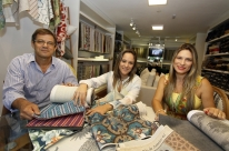 Estofaria de Porto Alegre aposta na personalização