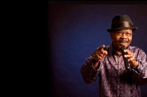Willie Walker faz apresentação no Clube do Blues de 2019