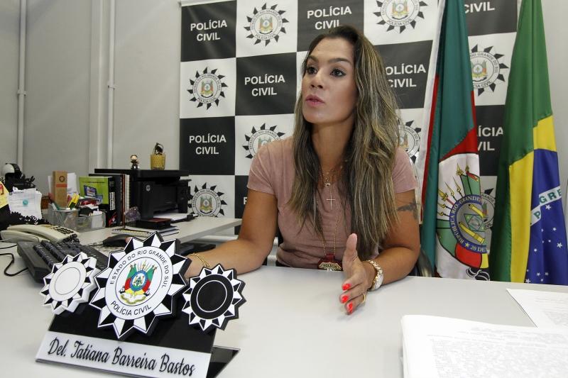Tatiana Bastos diz que novos canais levam terceiros a denunciar mais
