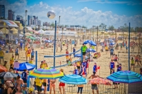 Circuito Verão Sesc de Esportes deve receber 1,9 mil atletas