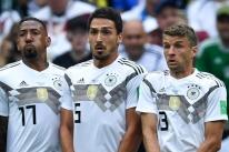 Boateng, Hummels e Müller não serão mais convocados para a seleção alemã