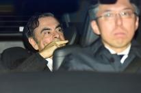 Tribunal de Tóquio concede liberdade a Ghosn pela segunda vez
