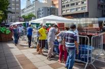 Feira do Peixe vivo registra venda de mais de 3 mil quilos
