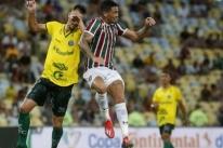 Ganso marca, Ypiranga perde para Fluminense e é eliminado na Copa do Brasil