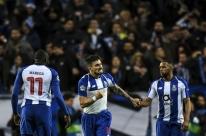 Porto marca no fim da prorrogação, elimina a Roma e avança às quartas de final