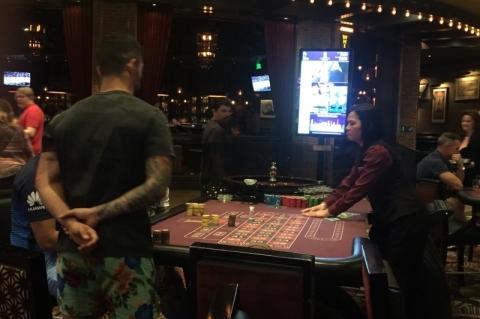Jogos de azar buscam legalização