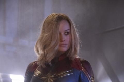 Capitã Marvel estreia nos cinemas nesta quinta