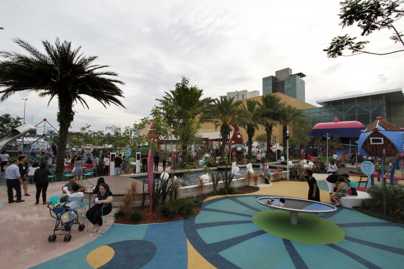 ac4075797ec GeraçãoE - Parque temático infantil fixo abre em Porto Alegre ...