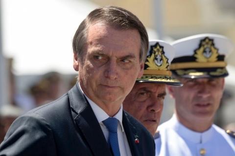 Bolsonaro sanciona lei que endurece regras para acusados de terrorismo