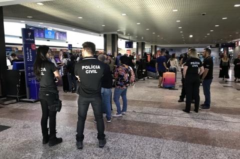 Cartilha alerta para crimes contra turistas