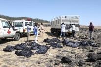 Acidente de  avião na Etiópia  mata 157 pessoas