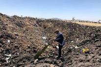 Ethiopian Airlines divulga nacionalidades de vítimas em acidente aéreo