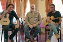 Bate-papo musical 'Toque Show' acontece no Theatro São Pedro