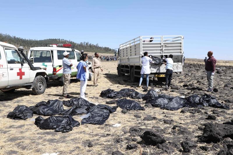Aeronave caiu na cidade deBishoftu,sede da maior base da Força Aérea do país