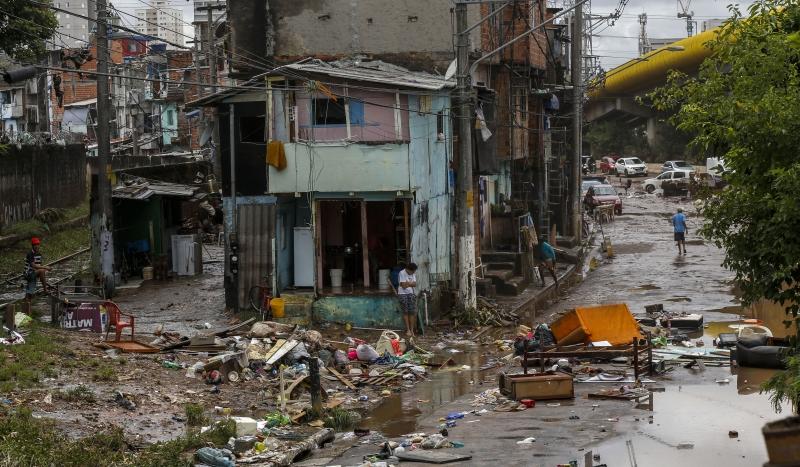 Situação é crítica na região metropolitana da cidade e no bairro Ipiranga, na zona sul da capital
