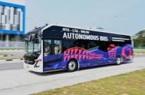 Volvo inicia, em Singapura, testes com primeiros ônibus totalmente autônomos do mundo