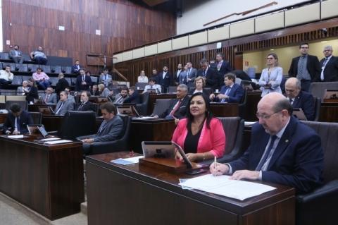 Quatro vetos trancam pauta do Parlamento