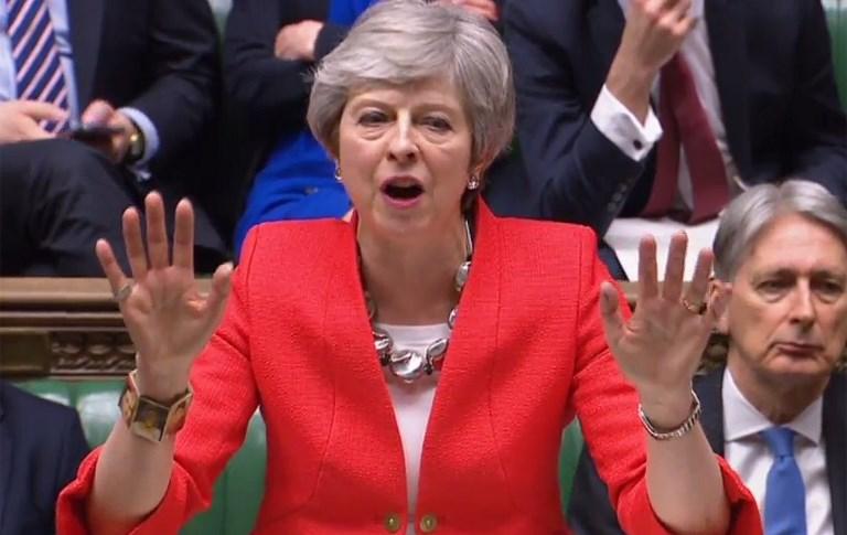 Votação do acordo no Parlamento britânico está prevista para a noite desta terça-feira