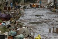 Litoral norte de São Paulo tem alerta para temporal