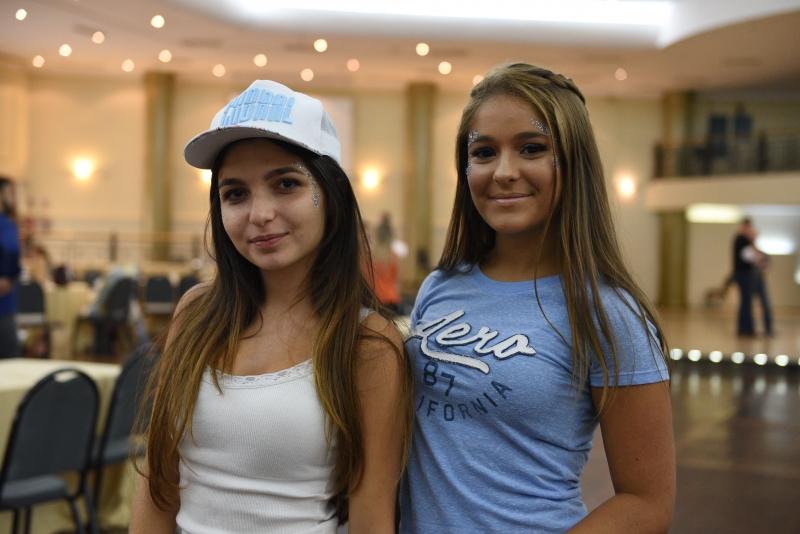 Eduarda Meyer e Lara Heredia, novas debutantes do União