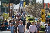 Público lota corredores e movimenta estandes na Expodireto