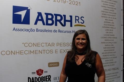 Nova presidência da ABRH-RS assume gestão 2019/2021