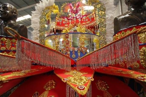 Samba e resistência nos desfiles do Porto Seco
