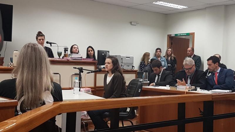 Graciele Ugulini admitiu que matou Bernardo