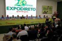 Negócios na Expodireto somam R$ 2,4 bilhões, com alta de 9,6%