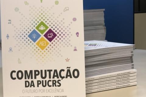 Repórteres do JC lançam livro sobre Computação da PUCRS