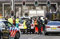 Ataque a tiros em bonde deixa ao menos três mortos em Utrecht, na Holanda