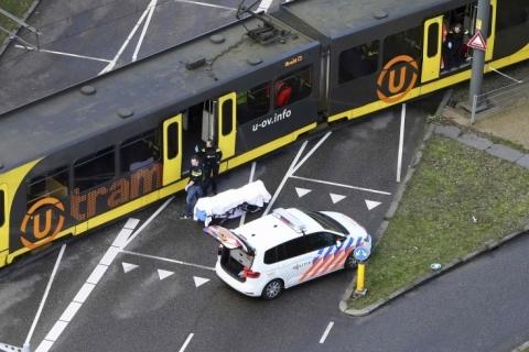 Ataque a tiros deixa três mortos em Utrecht, na Holanda