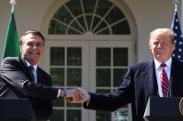'Notícia bem recebida', diz Bolsonaro sobre EUA priorizarem Brasil na OCDE