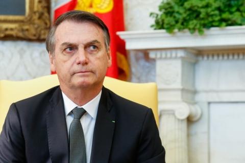 Bolsonaro cumprimenta primeiro-ministro de Israel por reeleição