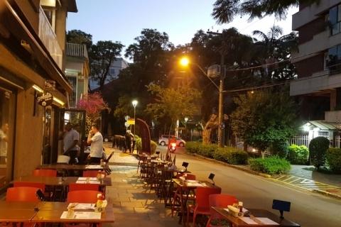 A rua que brilha I